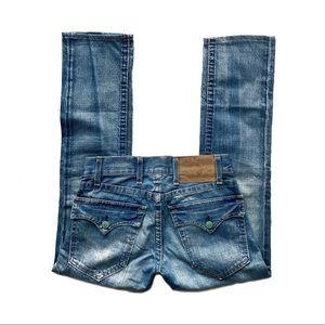 True Religion World Tour Women's Jeans Size 28
